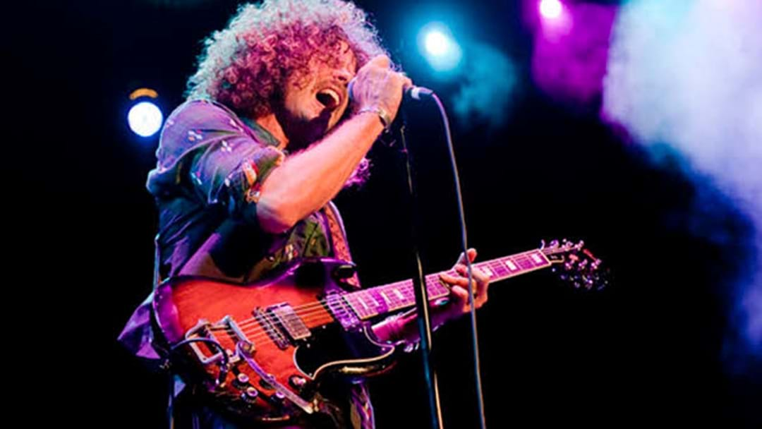 Wolfmother To Rock Oz