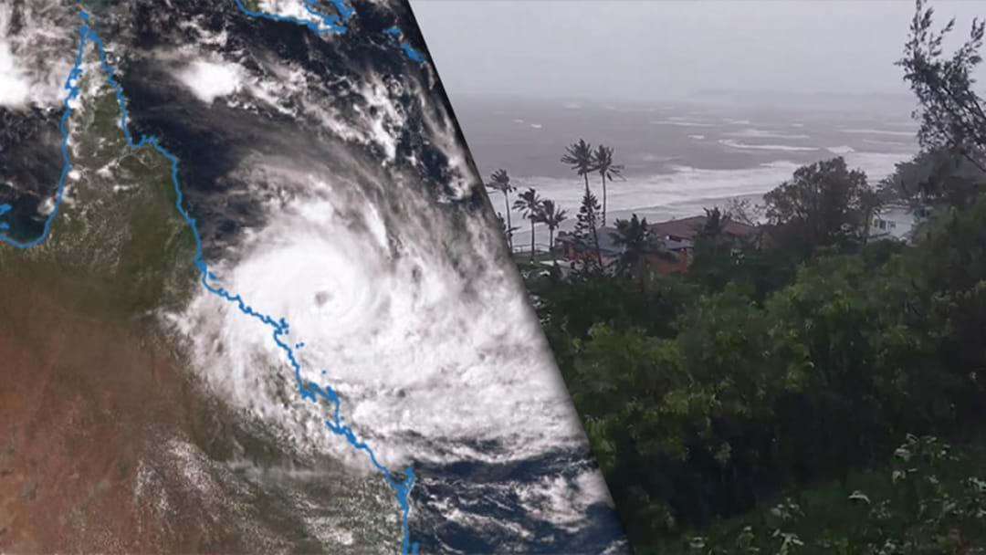 Full List Of Future Cyclone Names In Australia