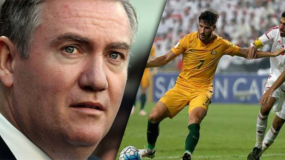 Eddie McGuire: 'This Is An Unmitigated Disaster For Soccer Australia'