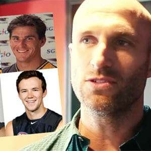 Can Chris Judd Name His Former Teammates?