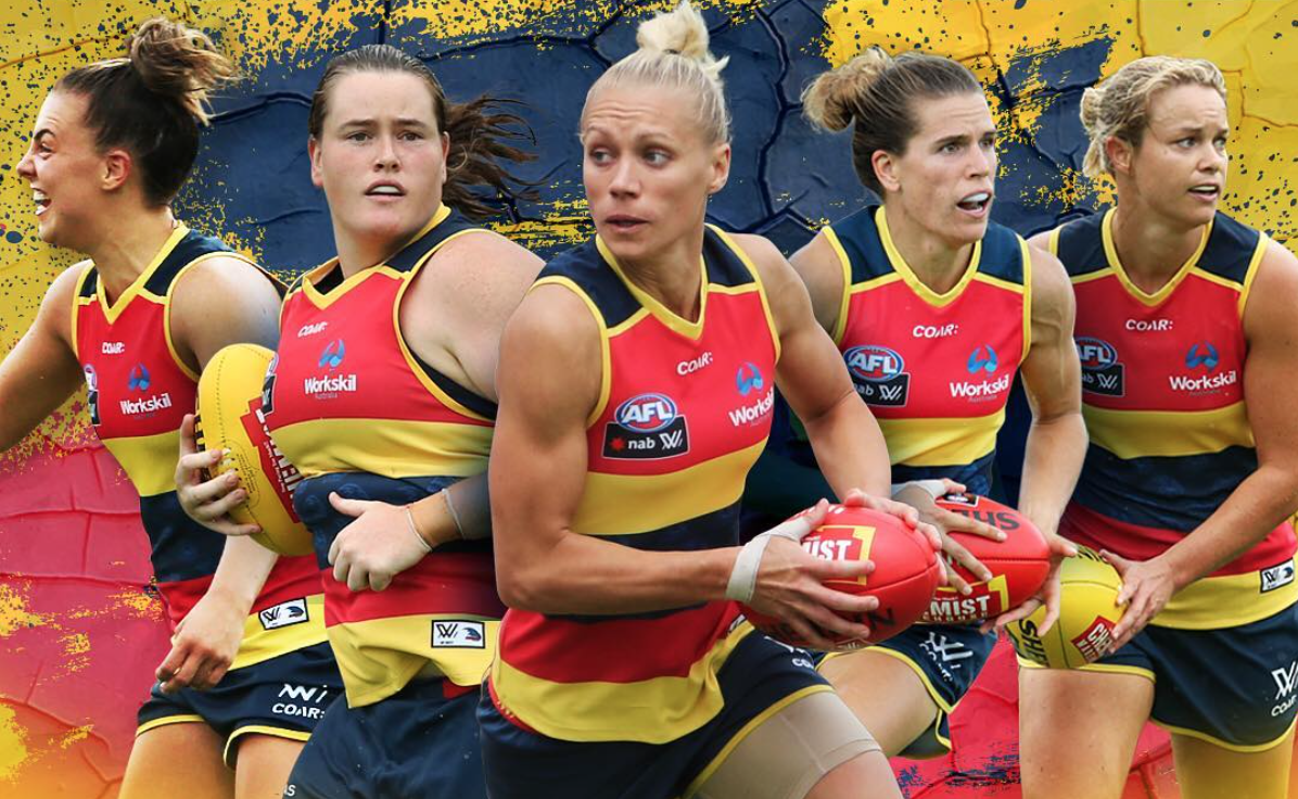 Article heading image for Two Crows Players Just Won The Best & Fairest and Rising Star Awards
