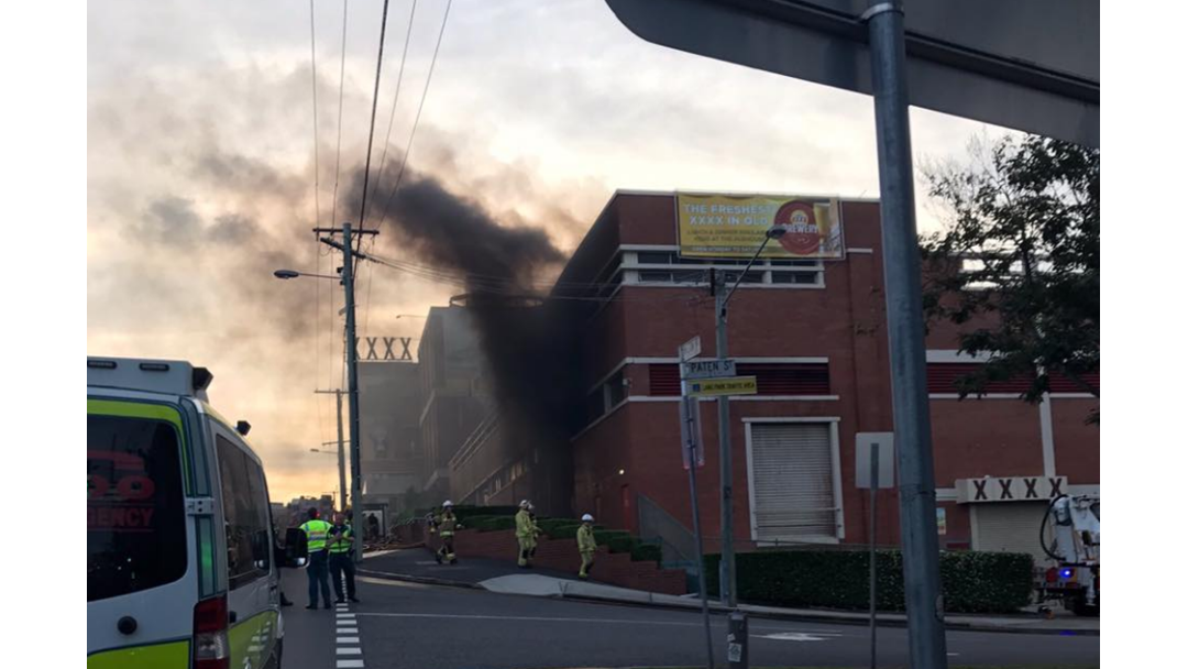 Milton Mangoes Spared From XXXX Brewery Fire