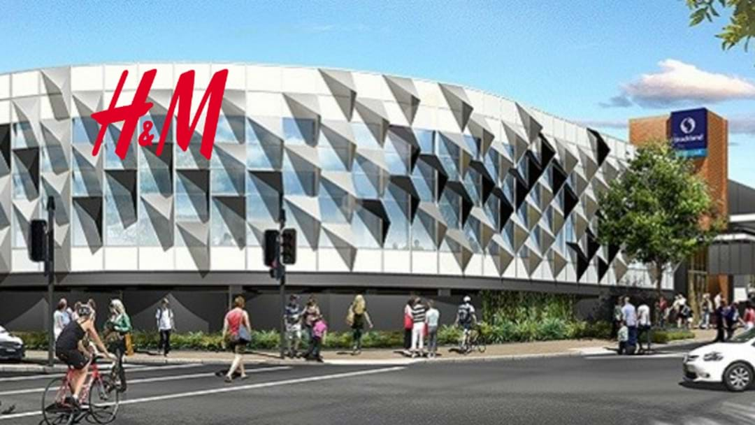 Second H&M Store For The Hunter