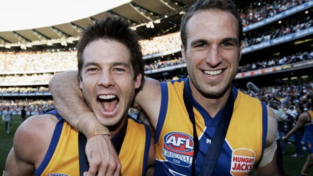 Chris Judd Chats About Ben Cousins' Latest Ordeal