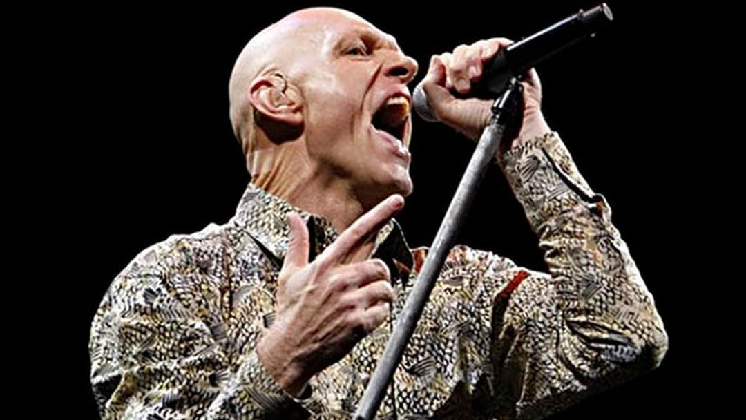 Peter Garrett Gave The Killers His Blessing To Cover Midnight Oil At The AFL Grand Final