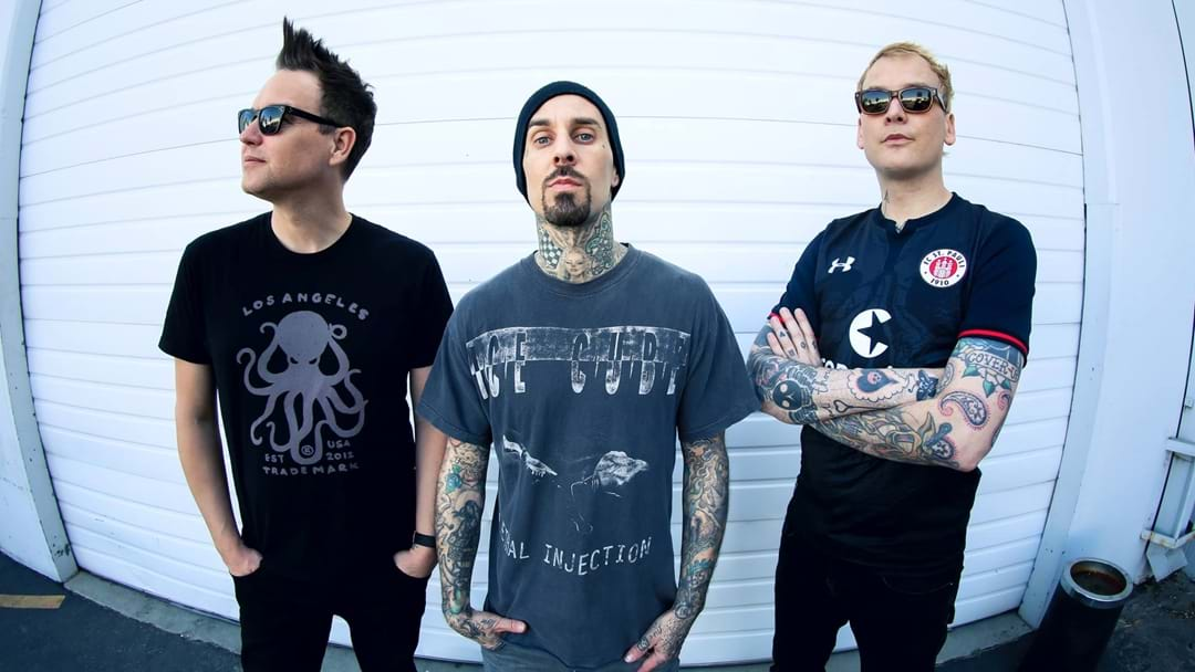 LISTEN: Hot New blink-182 Single
