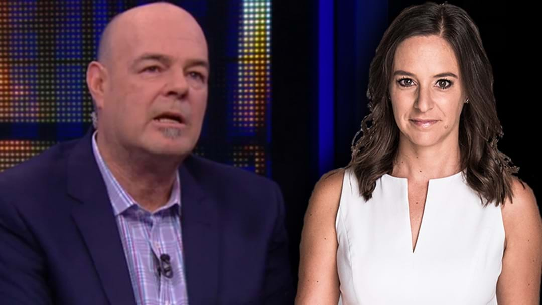 Neroli Meadows Hits Back At Mark Robinson Over Recent Herald Sun Article