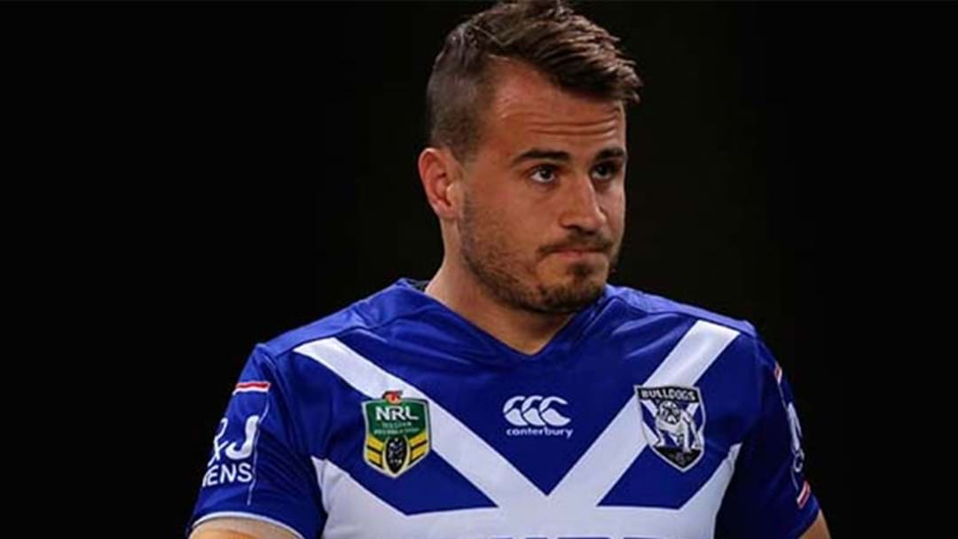 Josh Reynolds May Have Just Played His Last Game For The Bulldogs