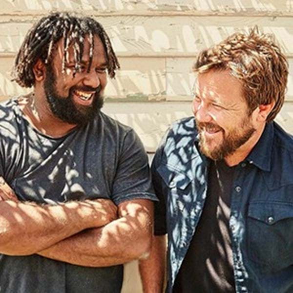 GALLERY: Busby Marou's Garage Session!