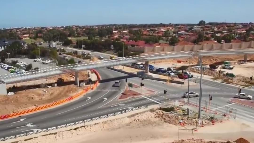 Will This Roundabout Save Perth's Freeway Traffic?