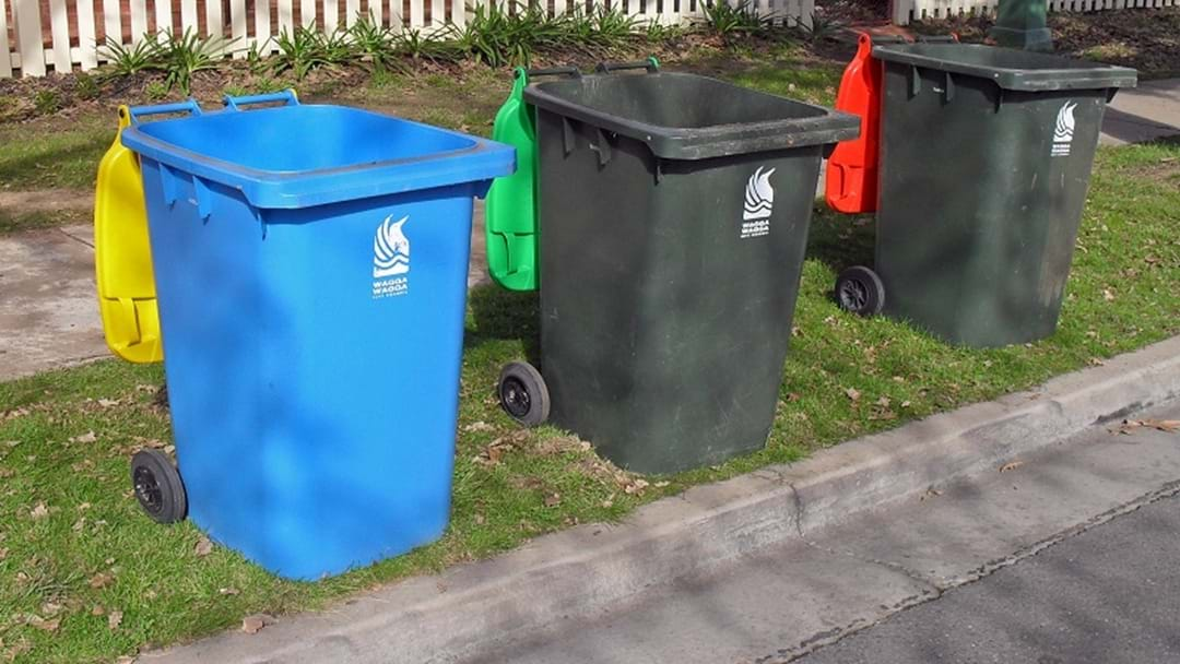 Overnight Bin Collection On Gold Coast Begins Midnight Sunday
