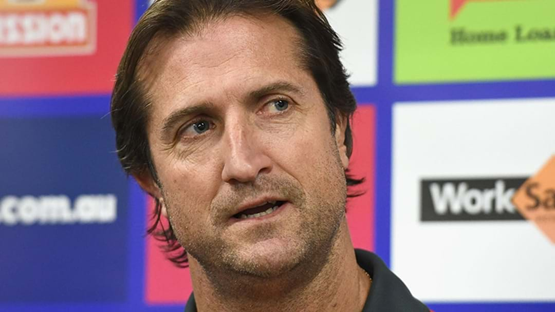 Luke Beveridge Is 'Optimistic' Tom Boyd Will Play Football Again