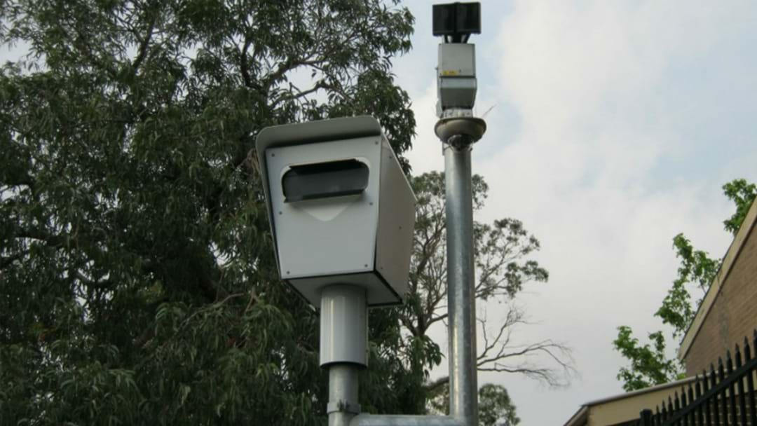 REVEALED: Top-Earning Speed Cameras In Sydney