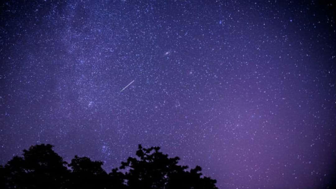 Persieds meteor shower on its way!