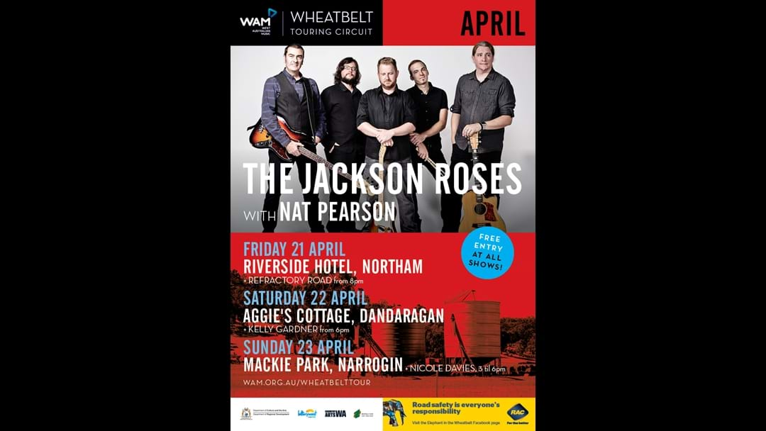WAM Wheatbelt Tour April