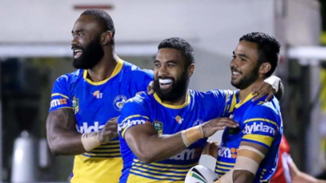Reports Training Injury Set To Rock The Eels Lineup This Round