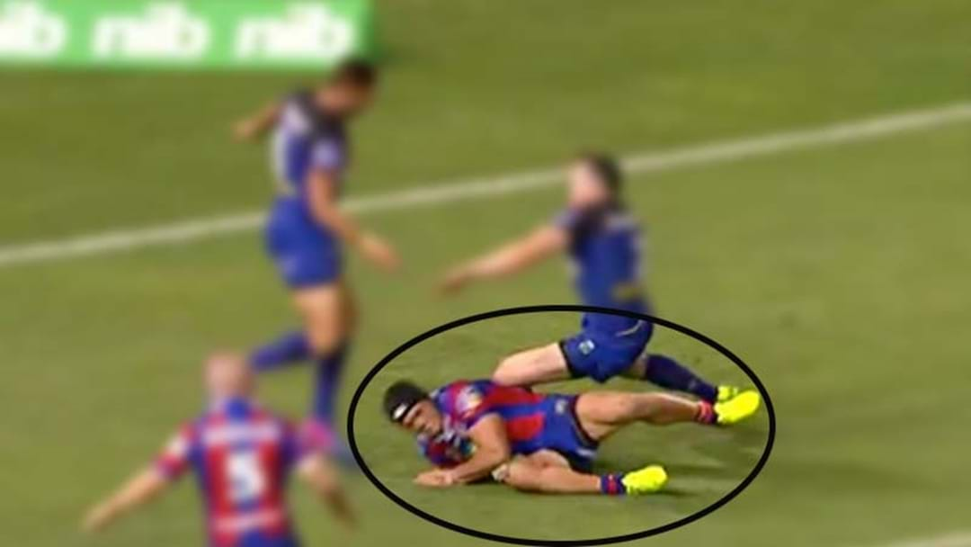 ANOTHER Controversial Call - Did The Video Referee Get This One Wrong?