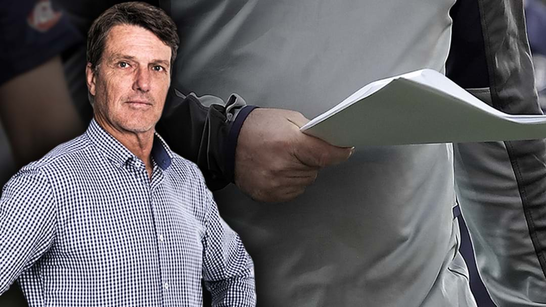 Paul Roos Suggests He Has Been Helping An AFL Senior Coach