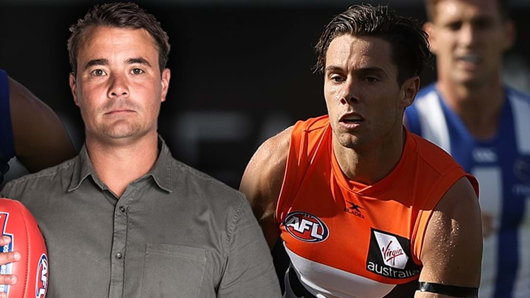 "Jay Clark On Which North Melbourne Star Is Now ""Expendable"" For Josh Kelly"