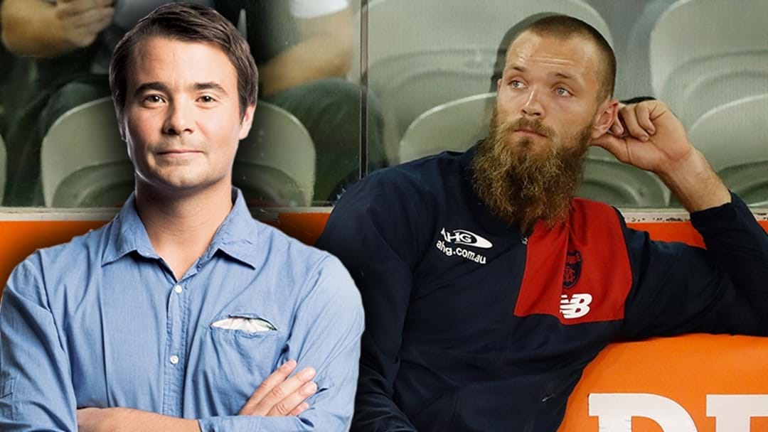 Jay Clark Gives A Fresh Time Frame On Max Gawn's Injury