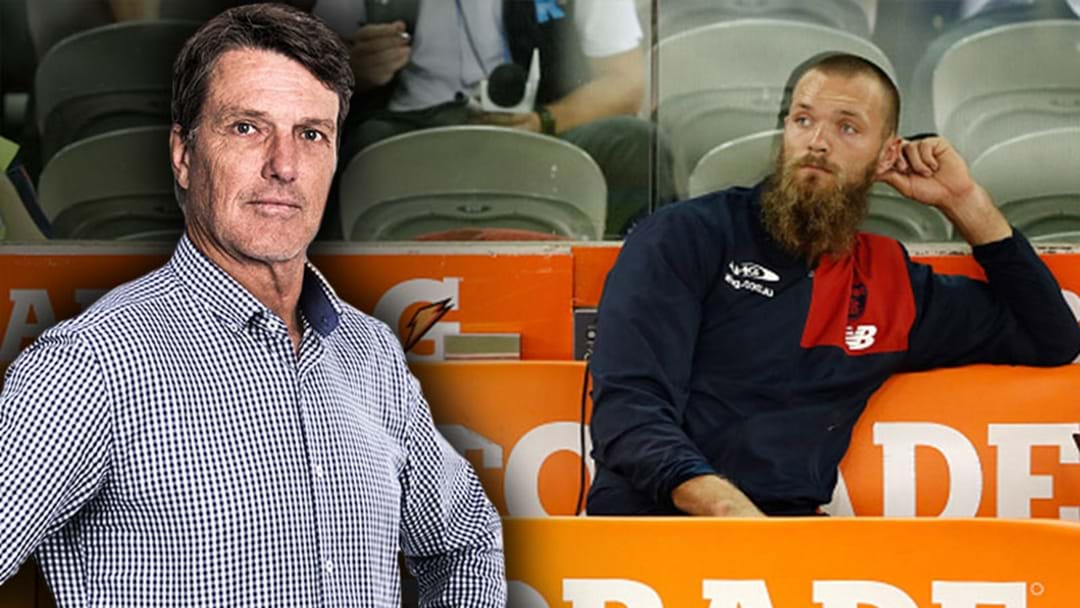 Paul Roos Speaks About The Impact Of Max Gawn's Injury On Melbourne
