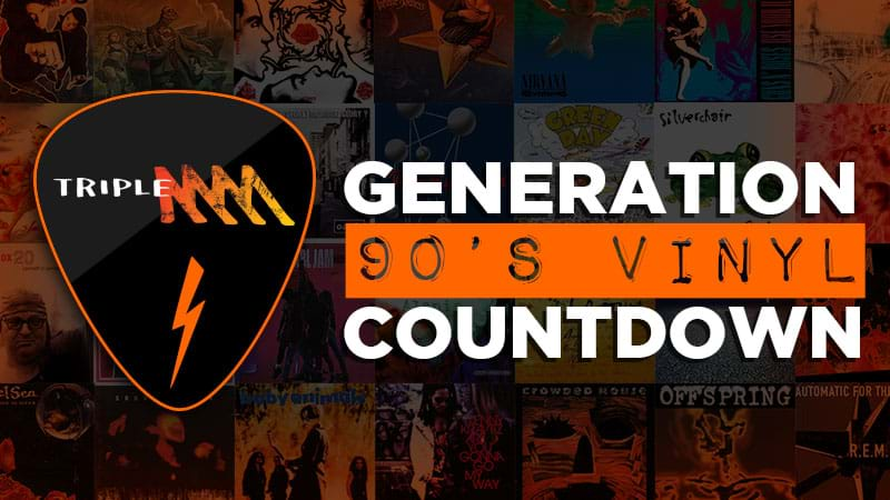 REVEALED: Triple M's 50 Greatest Rock Albums Of All Time
