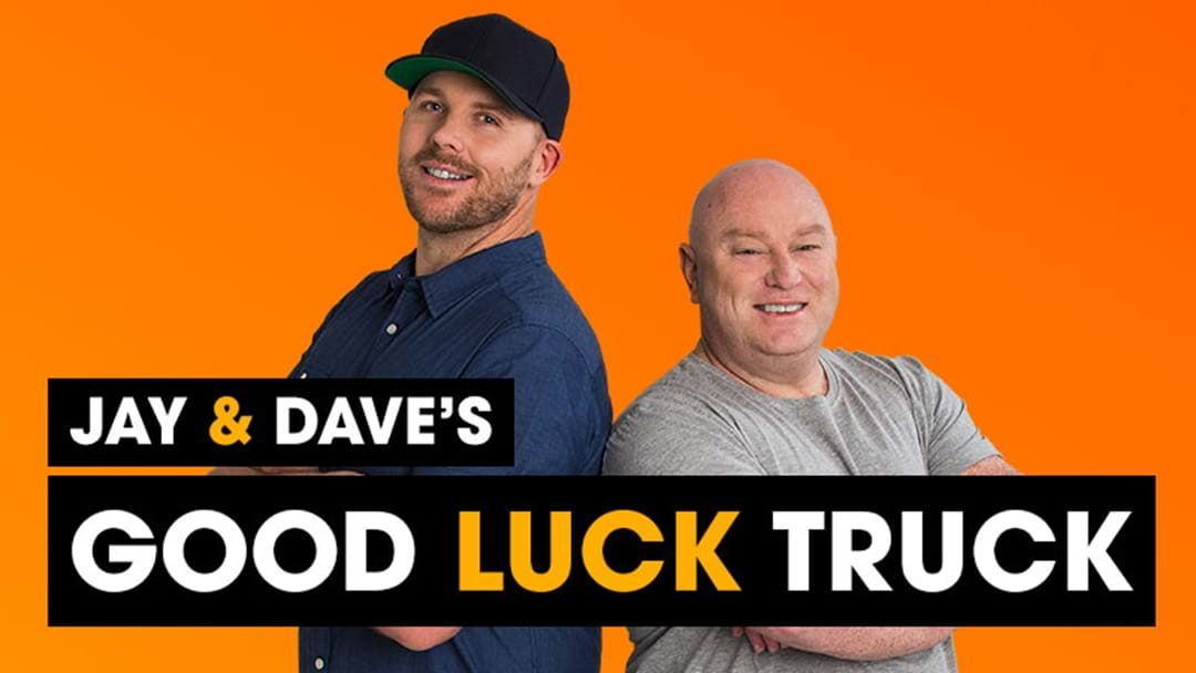 Jay and Dave's Good Luck Truck