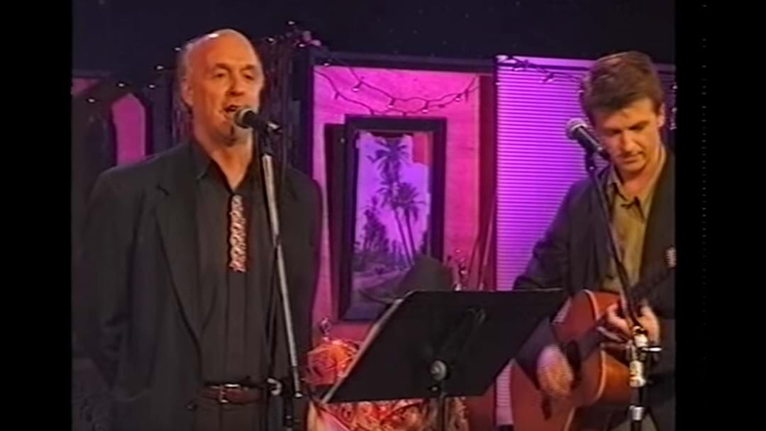 WATCH: John Clarke Live Performance With Neil Finn & Paul Hester