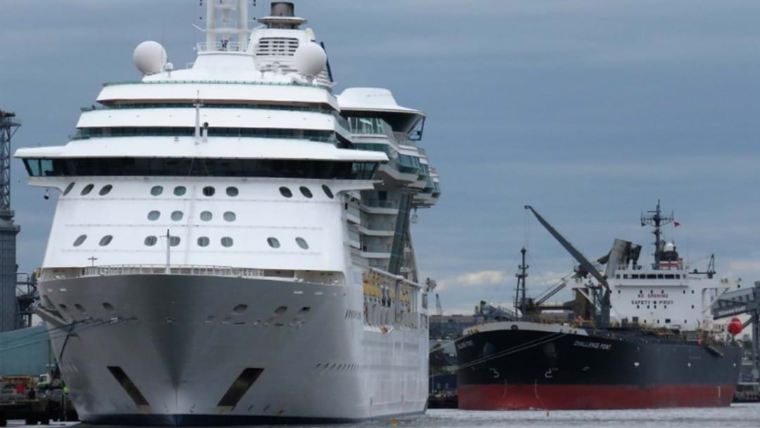 Cruise Ship Departs Newcastle After Unexpected Overnight Stay