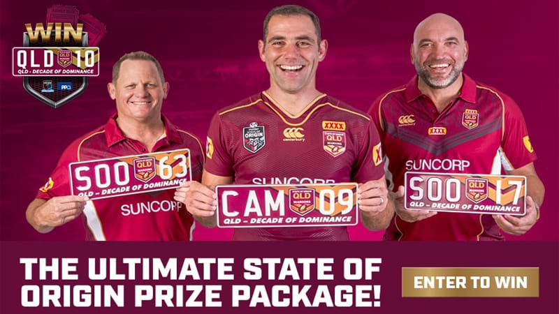 Win big with PPQ's ULTIMATE Plate of Origin Prize Pack!