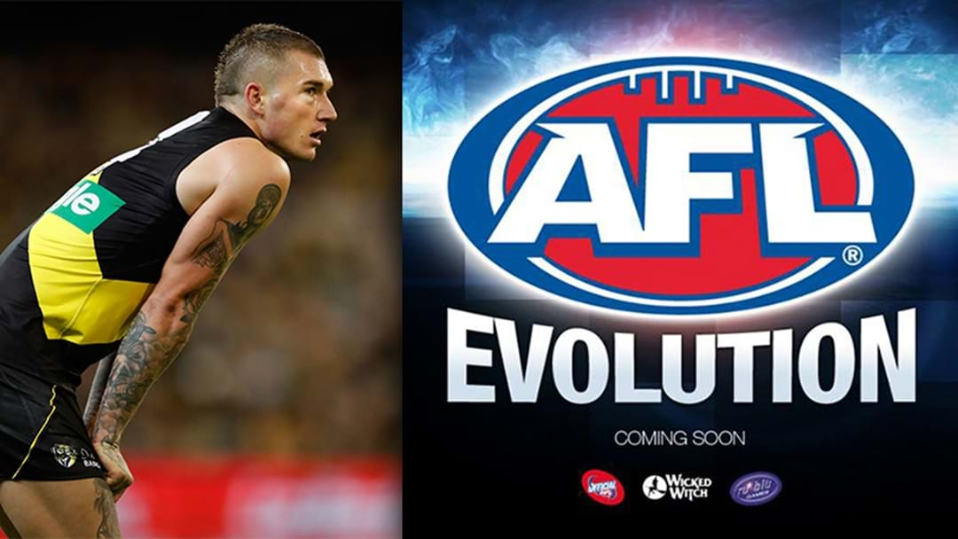 The AFL Evolution All-Australian Team