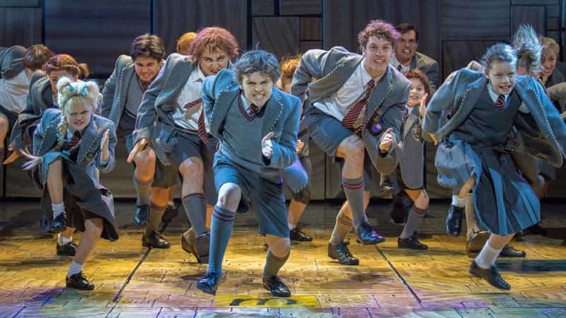 Seven Reasons Why You Absolutely Need To See Matilda The Musical