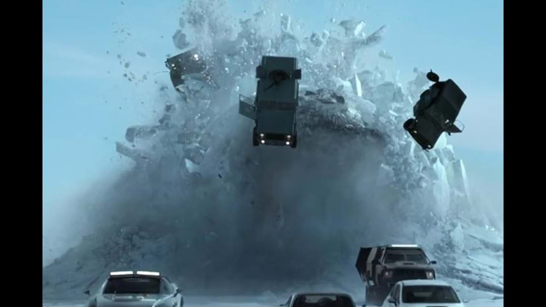 Fast & Furious Films Could Burn Through 50 Cars A Day