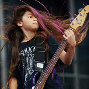 Metallica's Robert Trujillo's 12 Year Old Son Has Joined Korn