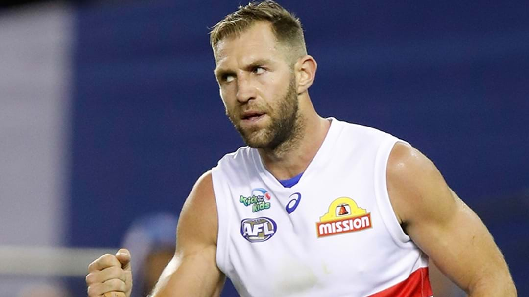 Western Bulldogs Confirm Extent Of Travis Cloke's Injury