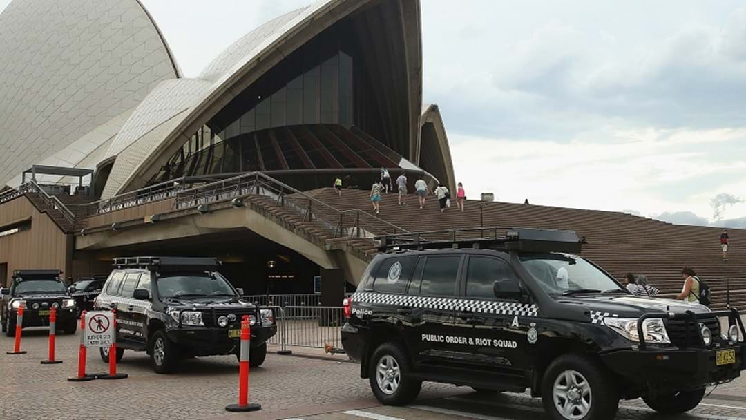 Who is responsible for Opera House security?