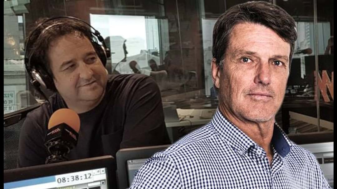 Mick Molloy Asks Paul Roos When He Will Start Coaching Collingwood