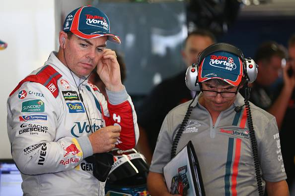 What Does The Future Hold For Craig Lowndes?