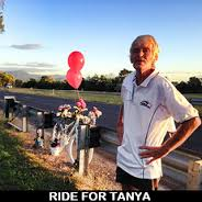 Last Ride for Tanya