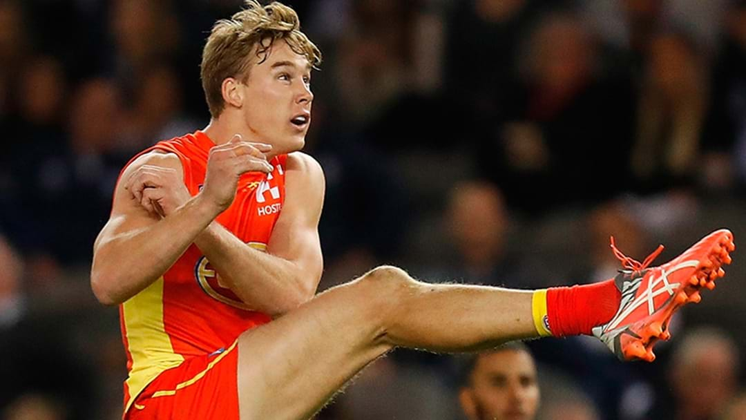 Gold Coast Captain Tom Lynch Out For The Year