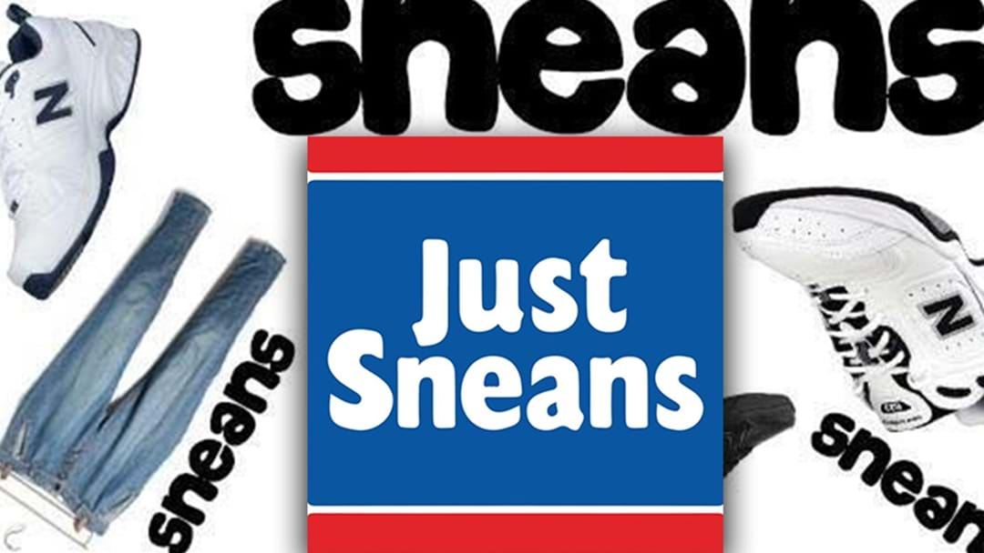 The Real Story Behind The Demise Of 'Sneans'