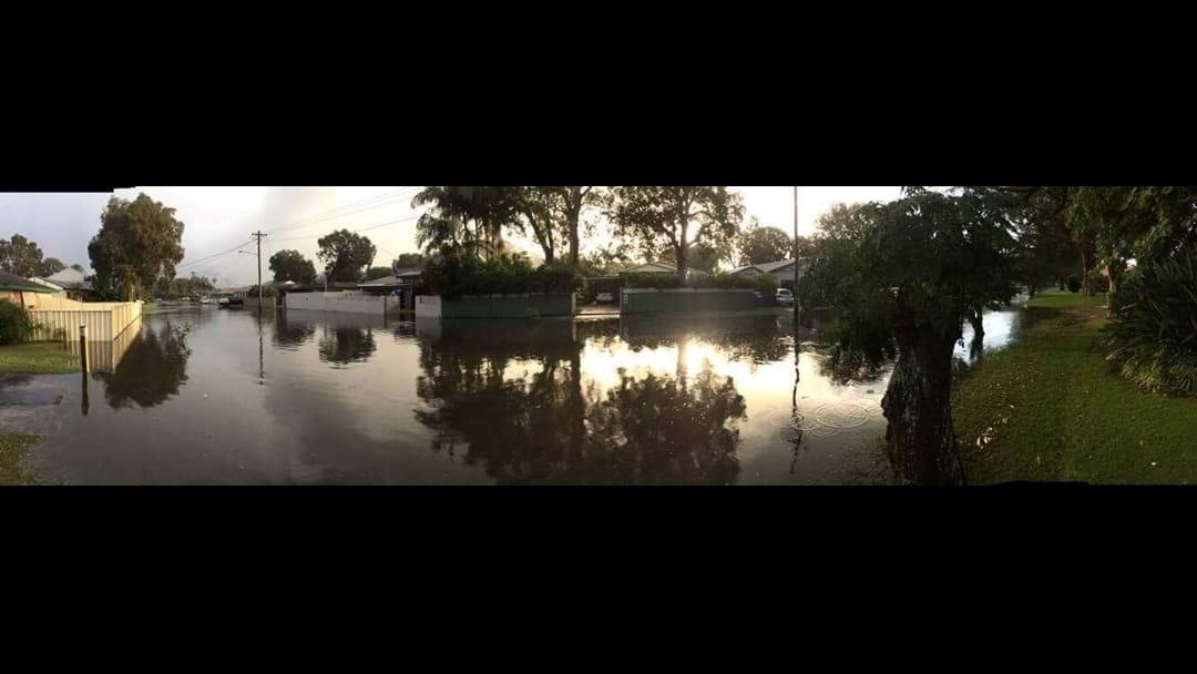 UMINA: Flash-flooding causes headaches
