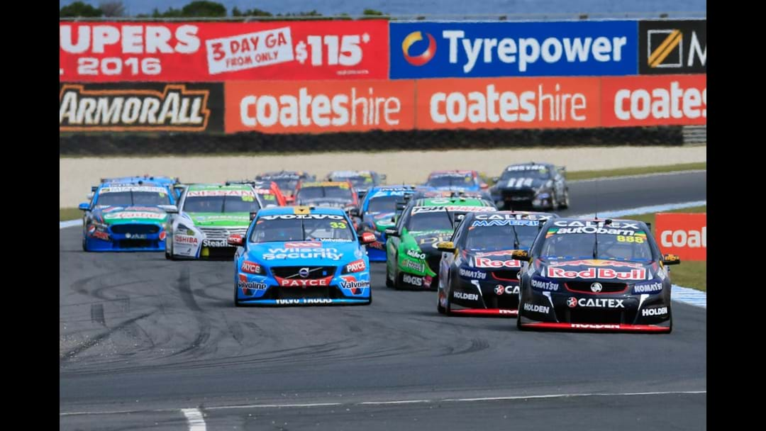 Phillip Island Full Of Unknowns For Supercar Teams And Drivers