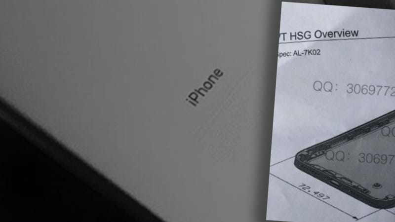 Leaked Image Appears To Show Major Change For The New iPhone