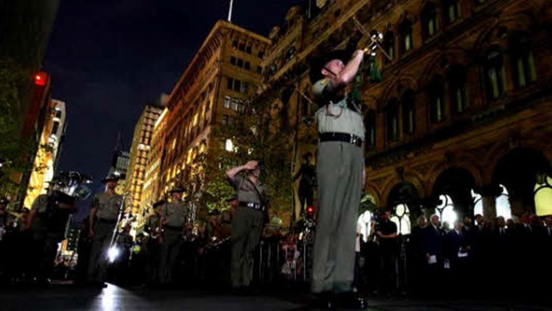 NSW Police Prepare For Anzac Day Threats