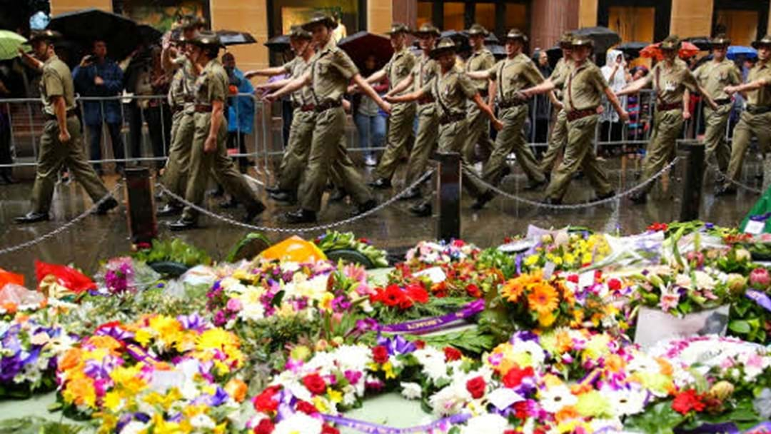 Anzac Day Services In Sydney