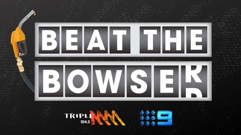 Beat the Bowser to win free fuel with Triple M and Nine News!