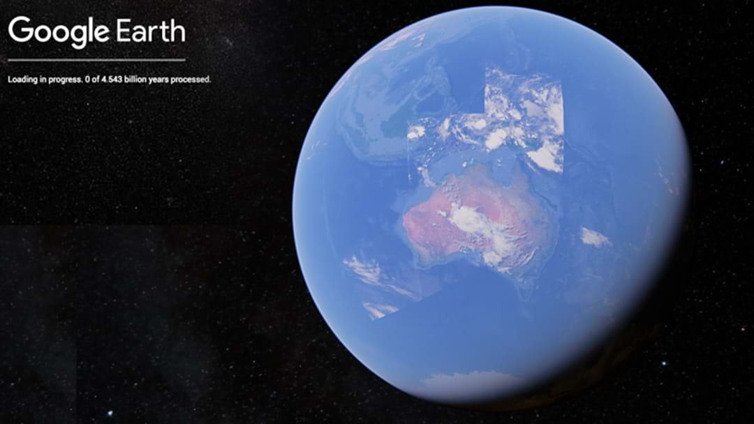 Google Earth's Had A Revamp And It's Glorious!