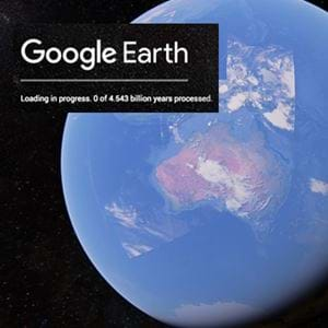 The New Google Earth Is Stunning!