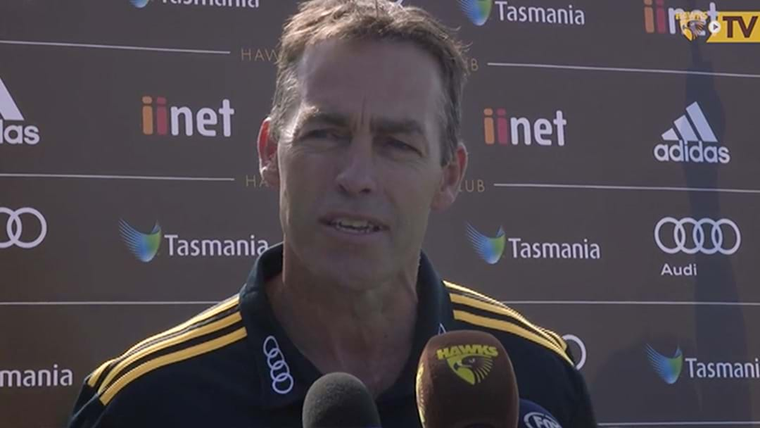 Alastair Clarkson Hits Out At Two Footy Reporters